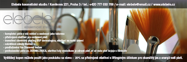 Kosmetické studio elebele