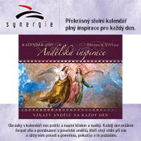 Synergie Publishing kalendář Andělská inspirace