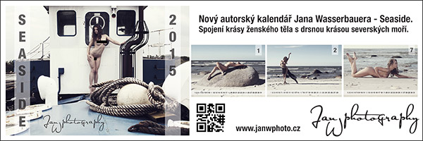 JanWphoto kalendář Seaside 2015