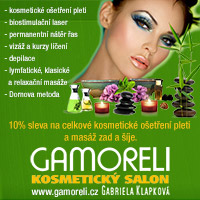 Kosmetický salon Gamoreli