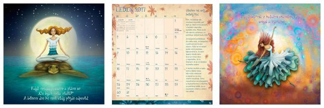 967b889979 Soutěž o 5 kalendářů  Louise L. Hay – Miluj svůj život 2017 ...