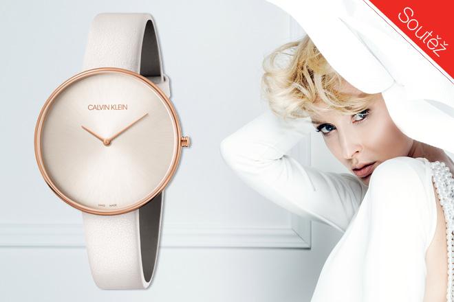 f9e2bdc09 Soutěž: Luxusní dámské hodinky Calvin Klein full moon | WOMAN&STYLE