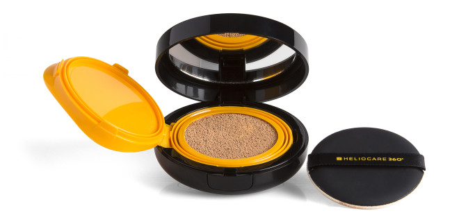 Heliocare 360 cushion 3 light
