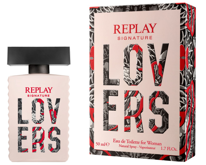 Replay LOVERS FOR HER_50ml_799 Kc