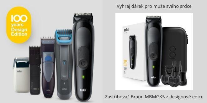 zastřihovač Braun MBMGK5 z designové edice (1)