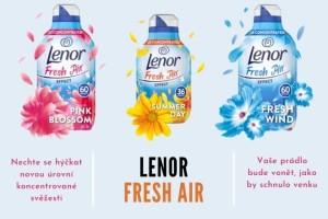 lenor Fresh air