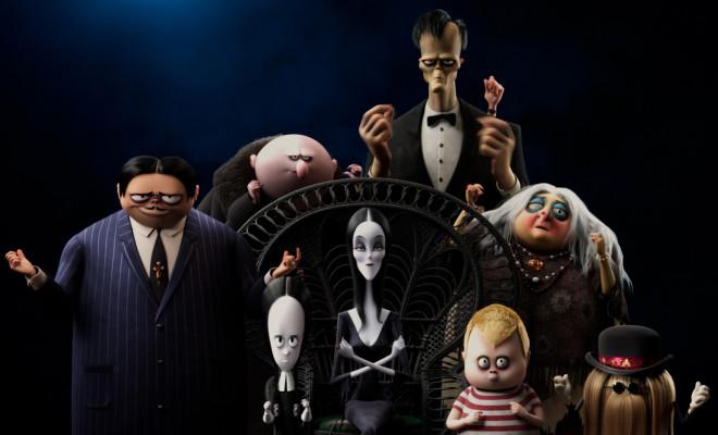 Vizuál filmu Addamsova rodina 2
